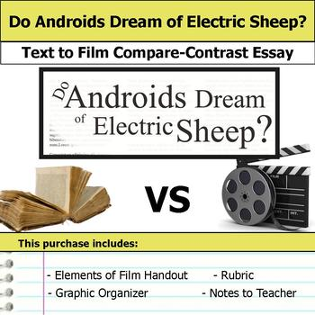 Do Androids Dream of Electric Sheep? - Text to Film Essay Bundle