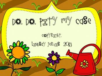 Do, Do Pity My Case: A folk song to teach tika-ti