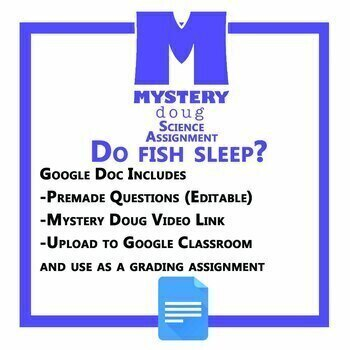 Do Fish Sleep? Mystery Science - Distance Learning