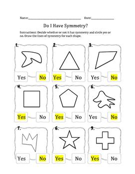Do I Have Symmetry?