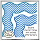 Do It Again - Square Chevron Frame Collection - Clip Art
