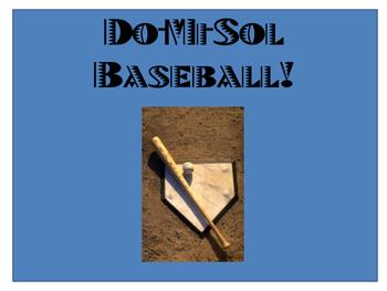 Do Mi Sol Baseball