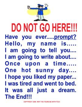 Do Not Go Here
