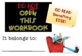 Do Not Open This Book Workbook