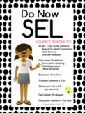 Do Now SEL | Social Emotional Learning Program | Morning Meeting