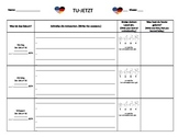 Do- Now Sheet German