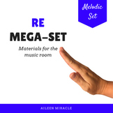 Songs, Activities, and Games to Teach Re {Bundle}