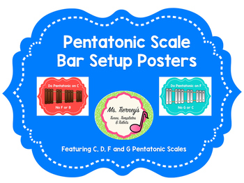Do Pentatonic Posters
