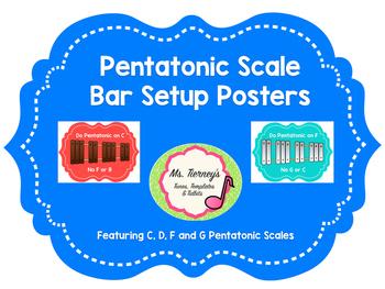 Do Pentatonic Posters
