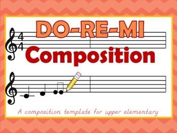 Do Re Mi Composition Template