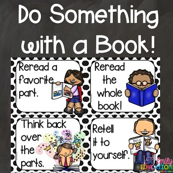 Do Something at the End of a Book!
