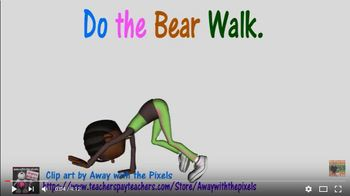 Do The Bear Walk