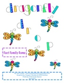 Do The Dragonfly Drop---Fact Family Game