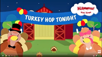 Do The Turkey Hop Thanksgiving Music Video