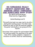 Do Tornadoes Really Twist Book Study