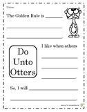 Do Unto Otters Activities