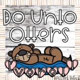 Do Unto Otters Bulletin Board Craft and Writing