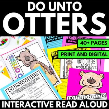 Do Unto Otters - Interactive Read Aloud Activities
