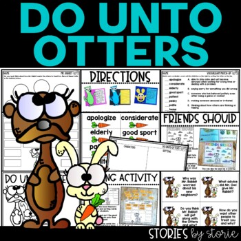 Do Unto Otters Picture Book Companion