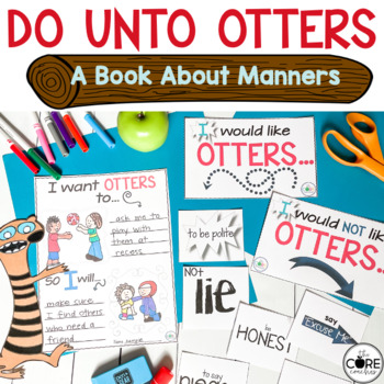 Do Unto Otters Interactive Read-Aloud Lesson Plans and Activities