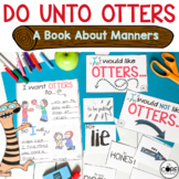 Do Unto Otters Read-Aloud | Distance Learning | for Google Slides
