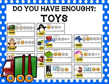Do You Have Enough?: Toys