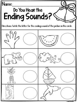 Do You Hear What I Hear? Ending Sound Activity