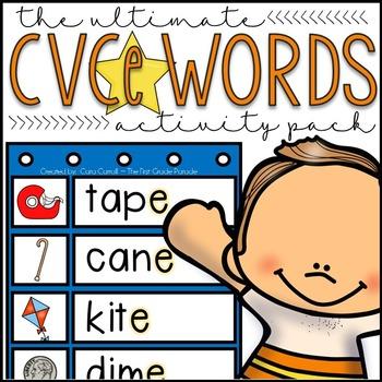 CVCe Words