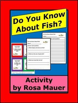 Do You Know About Fish