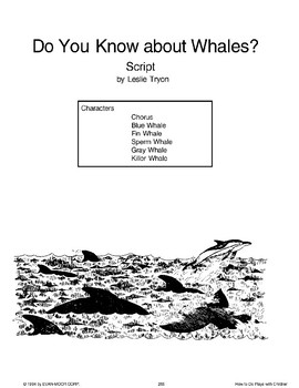 Do You Know About Whales?