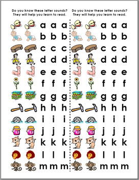 do you know these letter sounds do you these letter sounds follow along pages by 21391