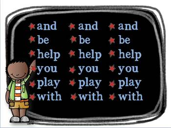 Do You Know Your Sight Words ppt slideshow Aligned to Journeys 2014
