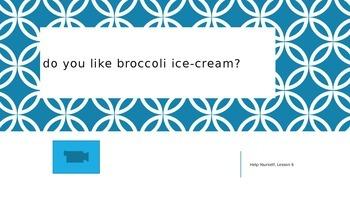 Do You Like Broccoli Ice Cream? PPT