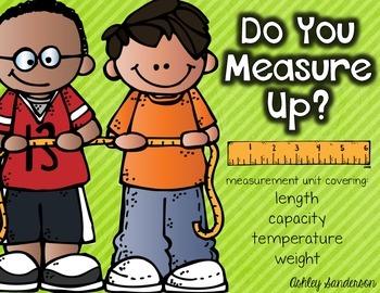 Do You Measure Up?