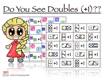 Do You See Doubles (+1) ??