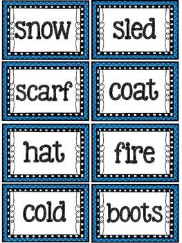 Do You Wanna Build A Snowman?  Syllable Sort