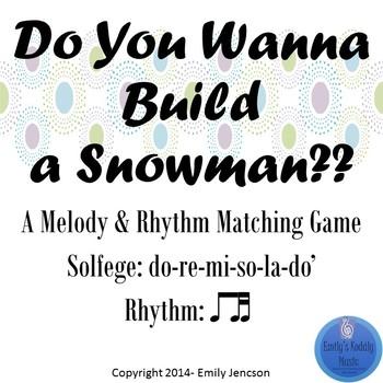 Do You Wanna Build A Snowman: Level 4