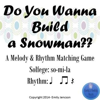 Do You Wanna Build A Snowman: Level 1