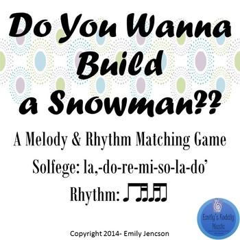 Do You Wanna Build a Snowman: Level 5