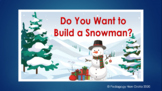 Do You Want To Build A Snowman Score Keeping Smart Board Game