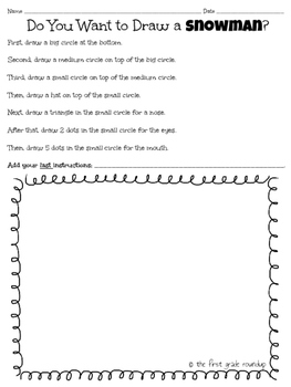 How To Writing Graphic Organizers