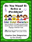 Do You Want To Solve A Problem? Song, Posters, Strategies and Homework