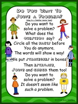 Do You Want To Solve a Problem SONG