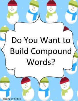 Do You Want to Build Compound Words