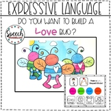 #warmupwithsped2 Do You Want to Build a Love Bug? Expressive Language