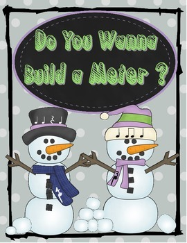 Meter Activity: Do You Want to Build a Meter?