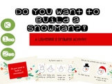 Do You Want to Build a Snowman?!-A Listening & Drawing Activity