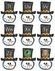 Do You Want to Build a Snowman? Alphabet Match