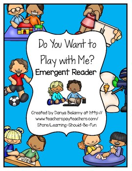 Do You Want to Play With Me? Emergent Reader