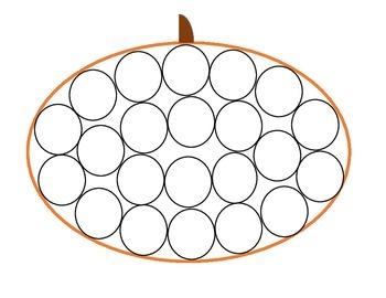 Do-a-dot Pumpkin